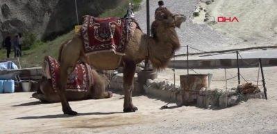Kapadokya'ya Çinli turist akını