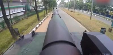 Kaplan MT tankı görücüye çıkıyor
