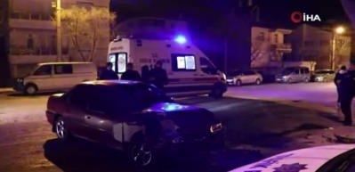 Karaman'da polis aracı kaza yaptı: 4 yaralı
