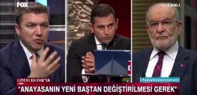 Karamollaoğlu; FETÖ'cüleri akladı, Kılıçdaroğlu'nu övdü