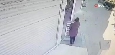 Karı kocayı silahla böyle vurdu