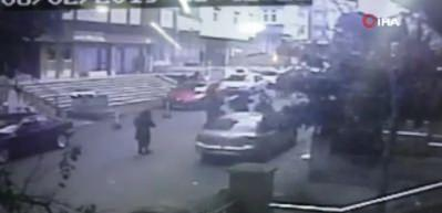 Kartal'da 8 katlı binanın çökme anı saniye saniye kaydedildi!
