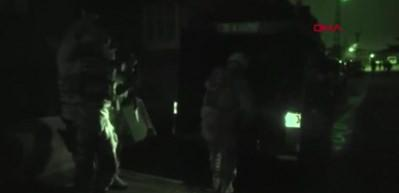 Kayseri'de DEAŞ'ın sözde askeri emiri ile oğlu yakalandı