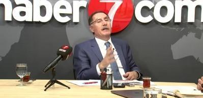 KDK Başkanı Şeref Malkoç: Vatandaşa adil ve eşit davranacak 2