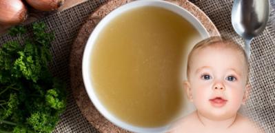 Kemik suyu bebeklere ne zaman verilmeli? Bebekler için ilikli kemik suyu tarifi