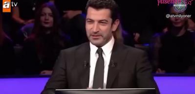 Kenan İmirzalıoğlu 'Kim Milyoner Olmak İster' programındaki soruyla herkesi güldürdü!