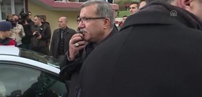 Kılıçdaroğlu'nun götürüldüğü evin önünden polis anonsu