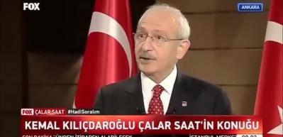 Kılıçdaroğlu bu kez de kendi partisini yalanladı!