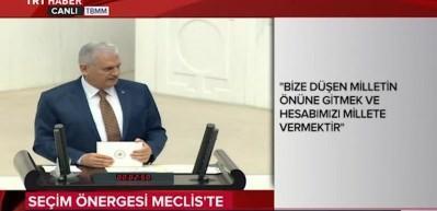 Kılıçdaroğlu'na adaylık çağrısı: Elini çabuk tut!