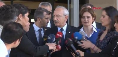 Kılıçdaroğlu'ndan adaylık açıklaması