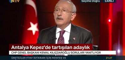 Kılıçdaroğlu'ndan skandal savunma!