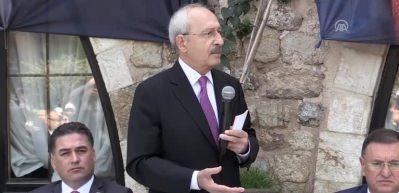 Kılıçdaroğlu'ndan skandal Suriye açıklaması