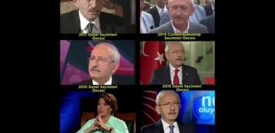 Kılıçdaroğlu'nun koltuk sevdası söz möz dinlemedi