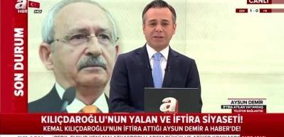 Kılıçdaroğlu'nun yalan ve iftira siyaseti!