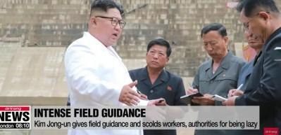 Kimse beklemiyordu! Kim Jong-un herkesin içinde şoke etti...