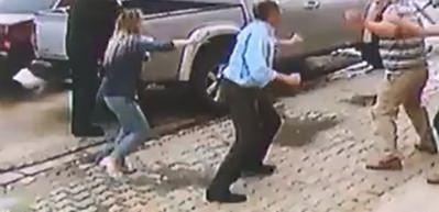 Kırıkkale'de silahlı kavga