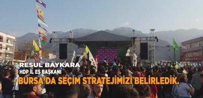 HDP seçim stratejisini itiraf etti, kirli ittifak ortaya çıktı!