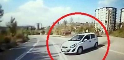 Kocaeli'de 1 kişinin öldüğü feci kaza kamerada!
