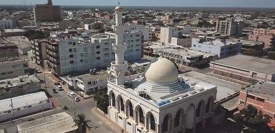 Kolombiya'nın en büyük camisi: Ömer Bin El-Hattap