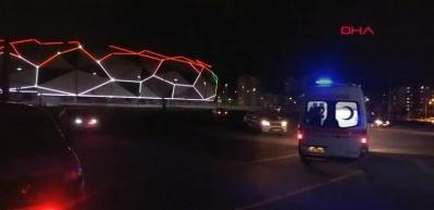 Konya stadyum otoparkında silahlı kavga: 1 ölü, 2 yaralı