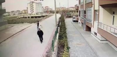 Konya'da dehşete düşüren görüntü!