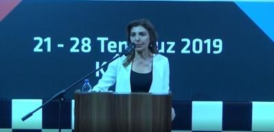 Konya'da satranca büyük ilgi