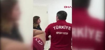 Kosova'da Milli takım kalecimize saldırı!
