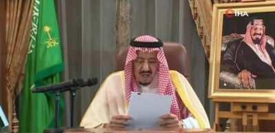 Kral Selman: Zor bir dönemden geçiyoruz
