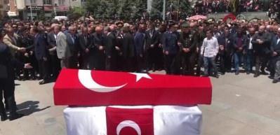 Kuzey Irak şehidi Yozgat'ta son yolculuğuna uğurlandı!