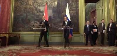 "Lavrov: ""İdlib konusunda yeni şart teklif etmedik"""