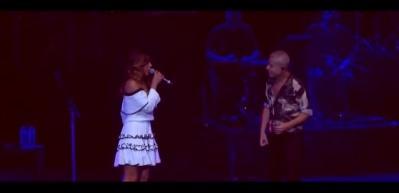 Levent Yüksel konserinde Gökçe Bahadır sürprizi!