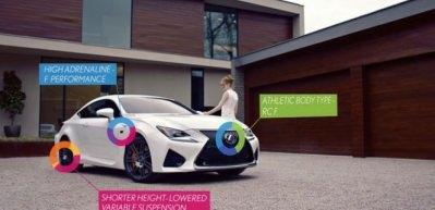 Lexus'tan her kişinin DNA'sına uygun otomobil üretimi