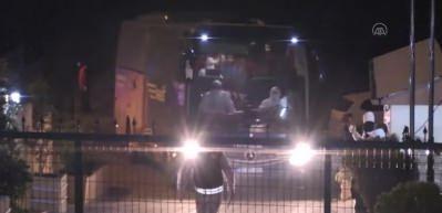 Londra'dan gelen 142 kişi Sakarya'da öğrenci yurduna yerleştirildi