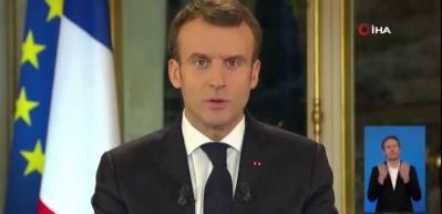 Macron'a kötü haber! Sarı Yelekliler ikna olmadı!