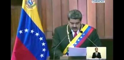 Maduro, Oktay'ı görünce böyle selam verdi: 'Selamünaleyküm'