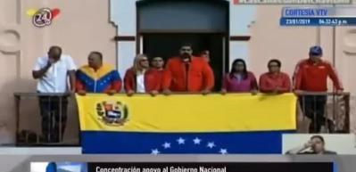 Maduro, Türkiye'ye teşekkür etti