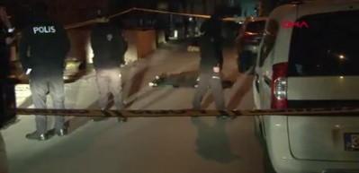 Maltepe'de 3. kattan düşen kişi öldü