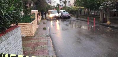 Maltepe'de bir kadın sokak ortasında vurularak öldürüldü