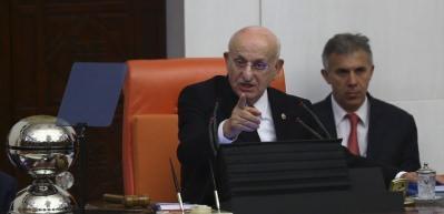 Meclis Başkanı HDP'li vekile haddini bildirdi
