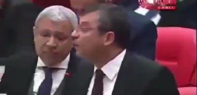 Meclis'te büyük terbiyesizlik! CHP'li isim İslam adına hüküm verdi