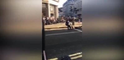 'Medeniyetin beşiği' Londra'dan dünyaya örnek görüntüler