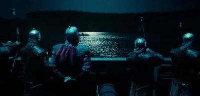 Mehmed Bir Cihan Fatihi'nde geceye damga vuran sahne