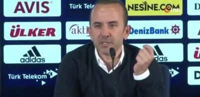 Mehmet Özdilek'ten F.Bahçe maçı yorumu
