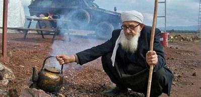 Mehmetçiğin çayı Muhammet dededen