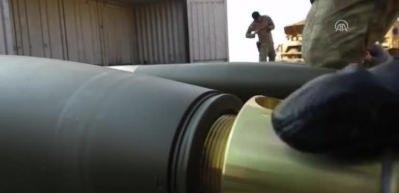 Mehmetçik teröristleri milli roketlerle vuruyor