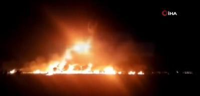 Meksika'da petrol boru hattında patlama: 21 ölü