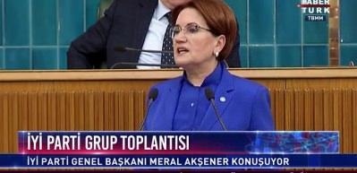 Meral Akşener'den skandal seçim çıkışı! Tehdit vari açıklamalar...