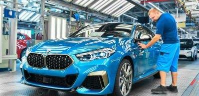 Mercedes CLA'nın yeni rakibi üretim bandında!