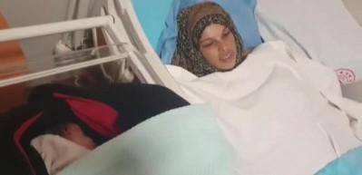 Merhamet pınarı Mehmetçik doğum sancısı tutan kadını hastaneye yetiştirdi