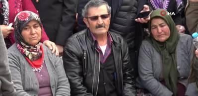 Mersinli Şehit Uzman Onbaşı İbrahim Tüzel son yolculuğuna uğurlandı